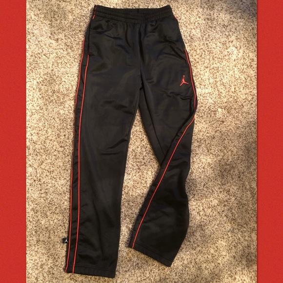 Boys Air Jordan Sweatpants 0 Polyester